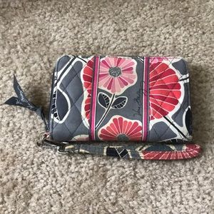Vera Bradley Wrist Wallet